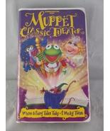 Muppet Classic Theater 1994 Jim Henson Video VHS - $1.75
