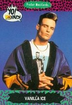 Vanilla Ice trading Card (Rapper) 1991 Proset MusiCards #86 - $4.00