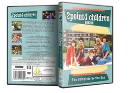BBC Comedy DVD - 2point4 Children : Complete Series 1 DVD - $20.00