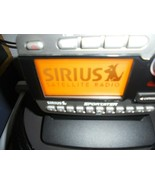 Sirius Sportster SP-R1 Car & Home Satellite Radio Receiver  - $42.59