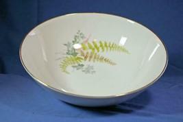 "Hutschenreuther Gelb Forest Spring Soup Bowl 8410 8 7/8"" - $10.59"