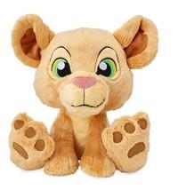 "Disney Parks The Lion King Nala Big Feet 10"" Plush New with Tag - $34.49"