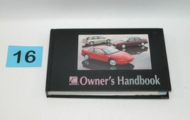 1994 Saturn Second Edition Factory Original Owners Manual #16 - $13.81