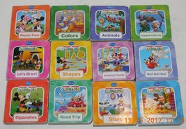 lot of 12 Small Mickey Mouse Clubhouse Mini Board Books - $14.03