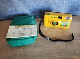 Crayola Sport 35mm Camera. Tested - $27.08