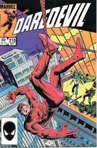 Daredevil Comic Book #210 Marvel Comics 1984 New Unread Near Mint - $3.99