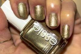 Essie Nail Polish Getting Groovy from Winter 2016 Collection glitter gold - $6.44