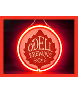 Odell US Beer Hub Bar Display Advertising Neon Sign - $54.99