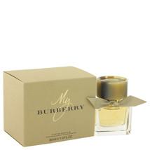 My Burberry by Burberry Eau De Parfum Spray 1 oz for Women - $38.95
