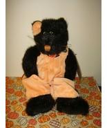 Boyds Bears Spooky Tangaween Halloween Black Cat   - $17.49