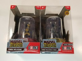 DOMEZ Series 1 Marvel Zombies WOLVERINE X-Men & X-Force Chase Variant - $19.75