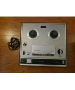 Sony TC-560D Reel to Reel Tape Deck w/ Cord, - Working - $130.89