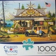Buffalo Games - Charles Wysocki - Proud Lil' Angler - 1000 Piece Jigsaw Puzzle - $28.01