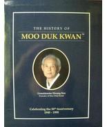 RARE 1995 THE HISTORY OF MOO DUK KWON HWANG KEE 50TH ANN. 1945-1995 MART... - $450.00