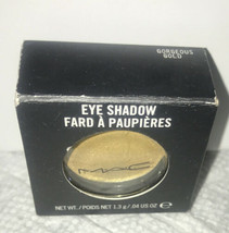 MAC Eye Shadow GORGEOUS GOLD PEARL New in box .04 oz - $42.24