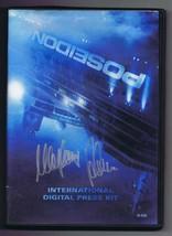 Wolfgang Petersen Signed Poseidon Press Kit DVD JSA COA - $69.29