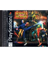 Playstation  - Perfect Weapon - $11.95