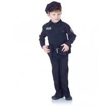 Underwraps Police Officer Set Cops Dress Up Child Boy Halloween Costume ... - $28.99