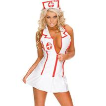 YKSH Woman's Sexy Lingerie Nurse Uniform image 2