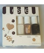 Essie Set of 3  for french manicure Nail Polishes Brand New - $7.69