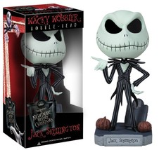 Funko The Nightmare Before Christmas Jack Skellington Wacky Wobbler  - $34.99