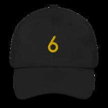 Nick Nurse Hat / 6 Hat / Nick Nurse Dad hat image 1