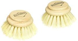 Kuechenprofi 2-Pack Replacement Brush Refill for Classic Dish Washing Brush - $9.04