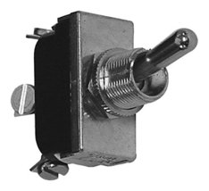 5 Pack 91-0001N Toggle 91-0001 Switch 910001N 20A-250V On Off On Screw Term. Ss - $37.00