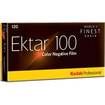 Kodak 8314098 Professional Ektar Negative Film 120 Propack of 5  Fresh Stock  - $39.40