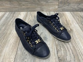 Michael Kors Blue Cap Toe Sneakers | Size 9 - $41.58