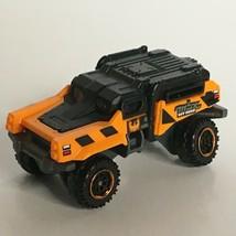 "Matchbox Rumble Raider MBX Off Road Orange and Black 3"" Plastic Toy Mattel 2013 - $2.99"
