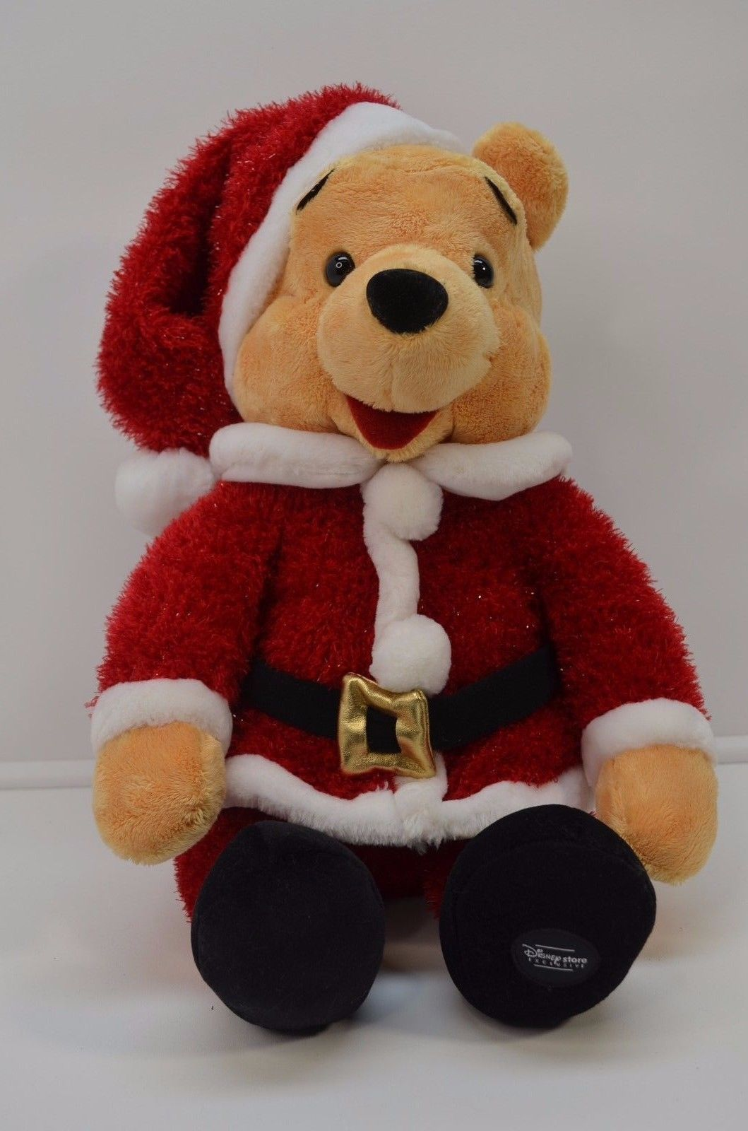 Christmas Toys Disney : Disney store exclusive christmas holiday santa winnie the