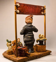 Boyds Bears: The Amazing Bailey... Magic Show at 4 - First Edition/3180 - #3518 image 6