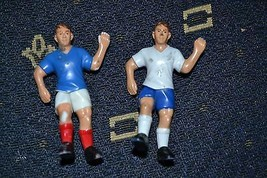 PAIR OF VINTAGE FOOTBALL PLAYERS TOY - $6.80