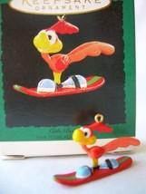 Hallmark QXM4469 Tiny Toon Adventures Little Beeper 1995 Miniature Keepsake Orna - $10.87