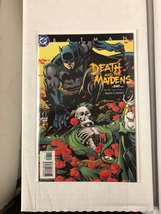 Batman Death And The Maidens #8 - $12.00