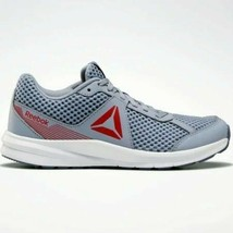 Reebok Womens /kids Endless Road Black/Grey/Pink Running Shoes Size 7 - $43.70