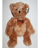 "Proud Toy Cuddly Cousins TEDDY BEAR 15"" Soft Toy Sits 10"" Plush Tan Brow... - $25.13"
