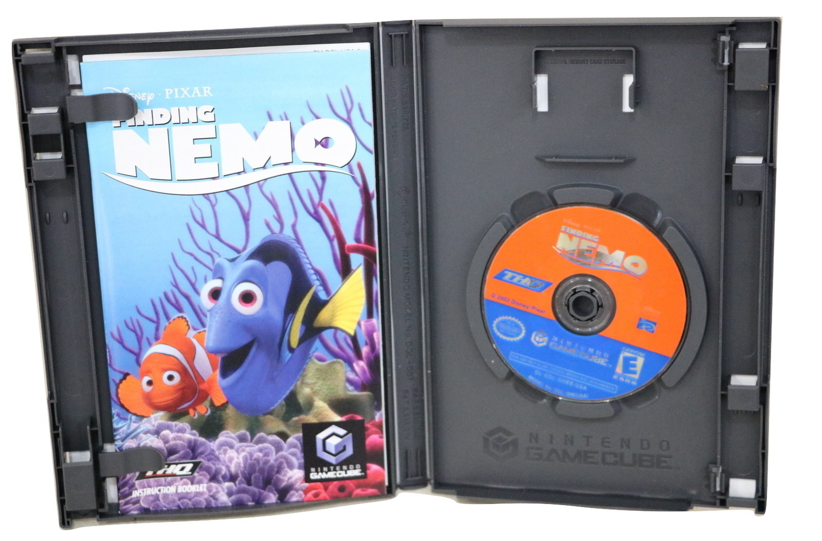 Finding Nemo Nintendo GameCube Video Game - Used