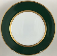 Fitz & Floyd Renaissance Dark Green Salad plate - $10.00