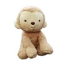 "Carter's Child of Mine Baby Monkey Plush 8"" Rattle Stuffed Toy - $29.02"