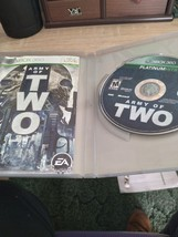 MicroSoft XBox 360 Army Of Two image 2