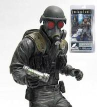 "7 "" NECA Resident Evil 10th Anniversary Hunk Umbrella warrior Capcom Figure - $27.53"