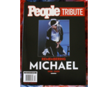 People Tribute Remembering Michael Jackson 1958-2009 Paperback Book New Unread