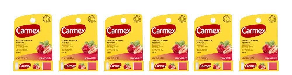 Carmex 6 pack
