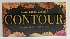 L.A. Colors 10 Color Contour Face Palette - $11.17