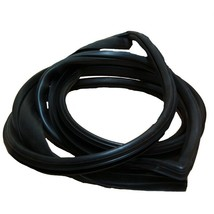 1964-65 Fairlane 2 and 4 door sedan back glass weatherstrip seal USA - $89.05