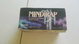 Vintage Mind Trap Game by Pressman - 1996 Version - - $9.99