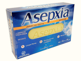 Asepxia Azufre: Active Ingridient Disintoxicates Attacks Imperfections S... - $6.80