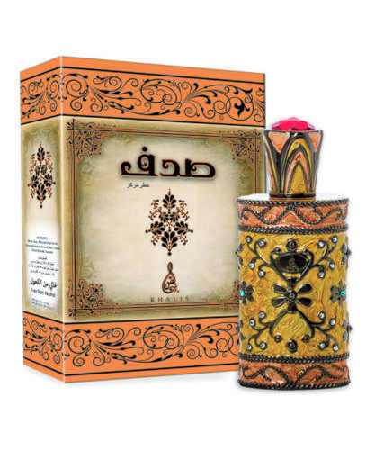 Sadaf by Khalis perfumes, concentrated perfume oil, Unisex, Perfume Oil, 18 ml - $34.99